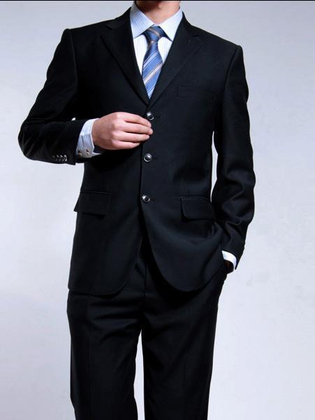 时尚休闲男士西服