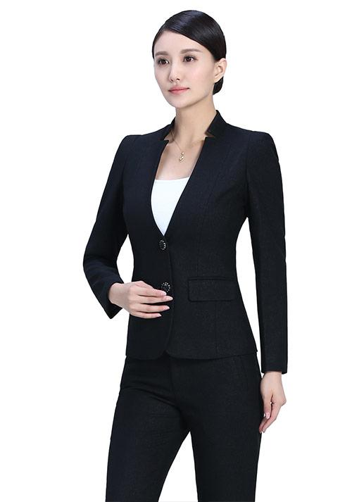 时尚大方商务女士西服