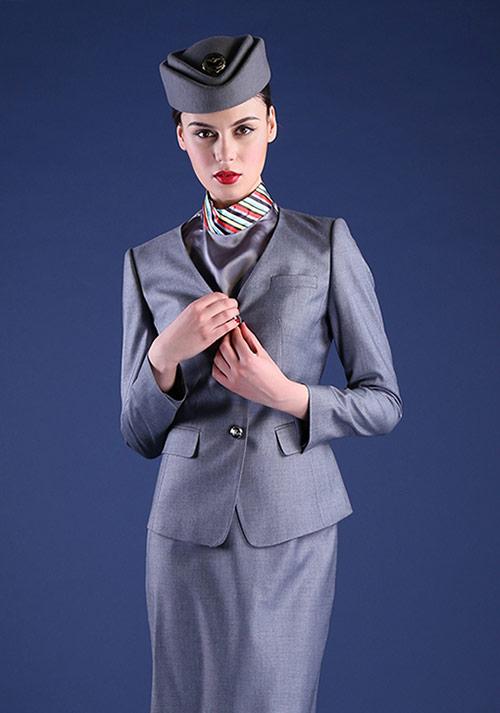 女士航空制服