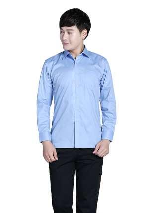 不同的定制西装需要不同定制衬衫款式搭配