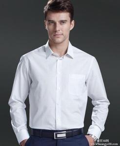 如何挑选合适的衬衫尺码?