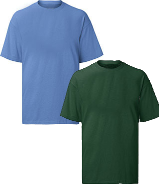 如何防止定做广告衫掉色?