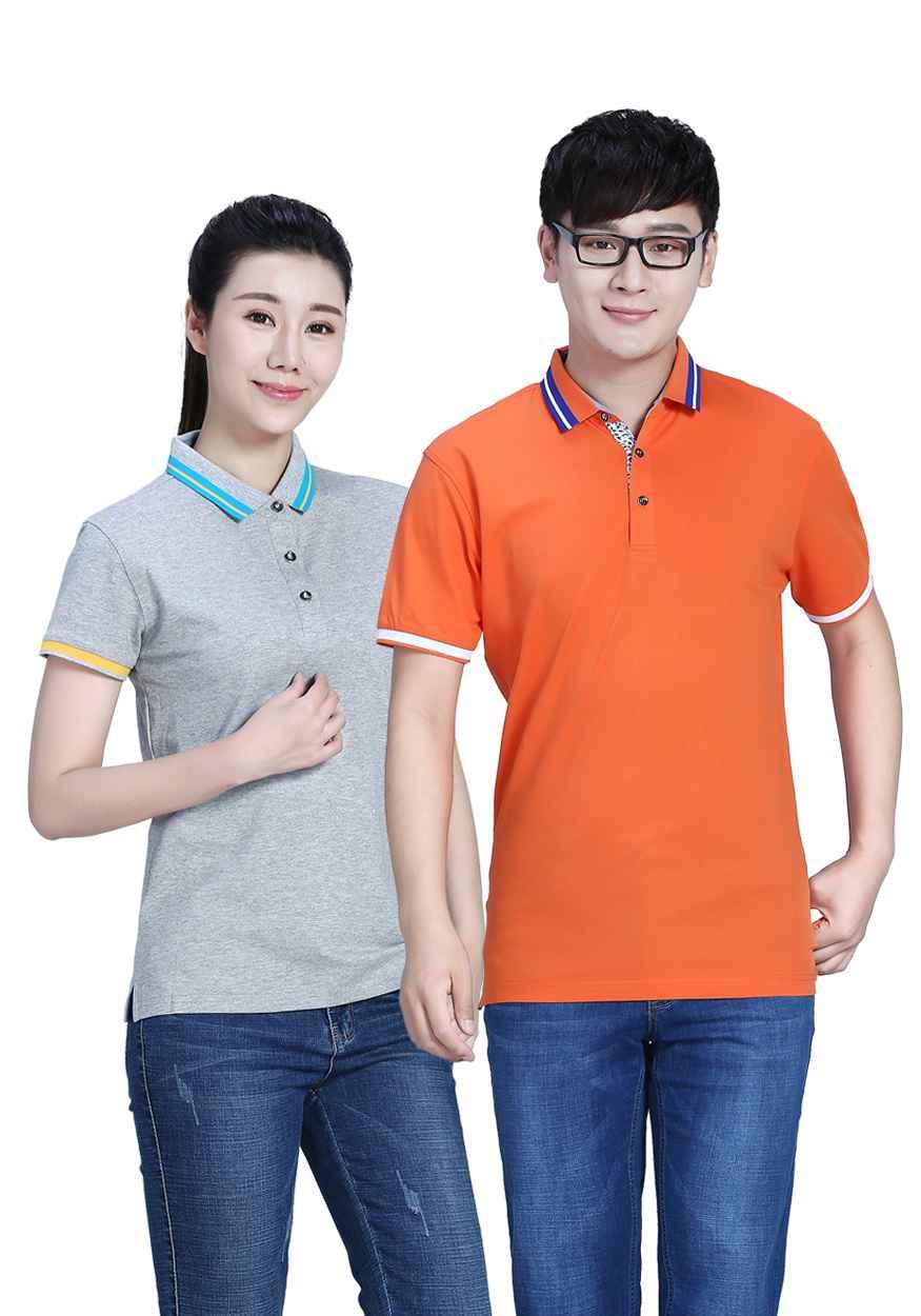 企业定制Polo衫怎样选择款式,定制Polo衫又有什么优势